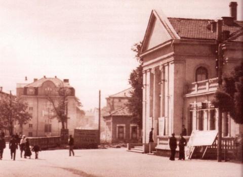 Хасковският театър