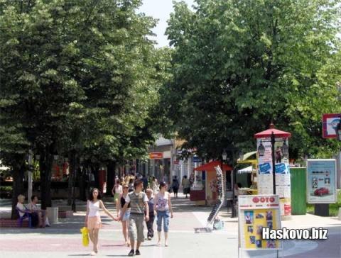 Централна улица
