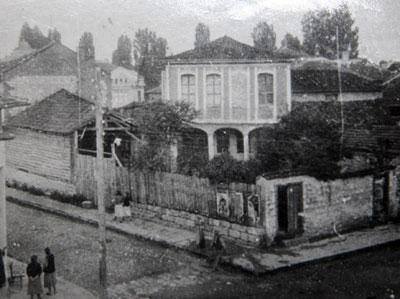 Assen Zlatarov's home