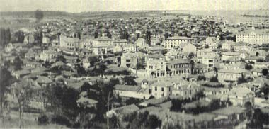Haskovo in the beginning of the 20th century