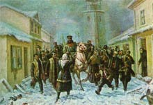 The Liberation of Haskovo by Hr. Forev