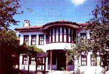 Paskalev's house